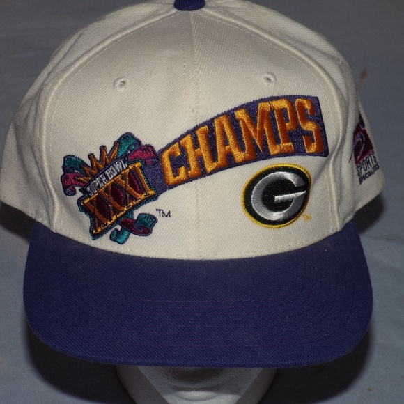 f29ebf2d Sports Specialties Accessories | Vintage Green Bay Packers Super ...